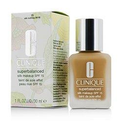 Clinique Superbalanced Silk Makeup SPF 15 - # 15 Silk Nutmeg (M-N)  30ml/1oz