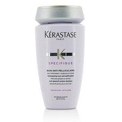 Kerastase Specifique Bain Anti-Pelliculaire Anti-Dandruff Solution Shampoo (Dandruff-Prone Oily or Dry Hair)  250ml/8.5oz