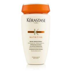 Kerastase Nutritive Bain Magistral Fundamental Nutrition Shampoo (Severely Dried-Out Hair)  250ml/8.5oz