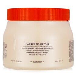 Kerastase Nutritive Masque Magistral Fundamental Nutrition Masque (Severely Dried-Out Hair)  500ml/16.9oz