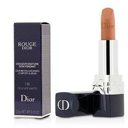 Christian Dior Rouge Dior Couture Colour Comfort & Wear Matte Lipstick - # 136 Delicate Matte  3.5g/0.12oz
