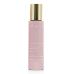 Clarins Multi-Active Day Targets Fine Lines Antioxidant Day Lotion - For All Skin Types  50ml/1.7oz