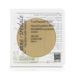 Jane Iredale PurePressed Base Mineral Foundation Refill SPF 20 - Warm Silk  9.9g/0.35oz