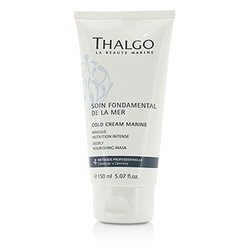 Thalgo Cold Cream Marine Deeply Nourishing Mask - For Dry, Sensitive Skin (Salon Size)  150ml/5.07oz