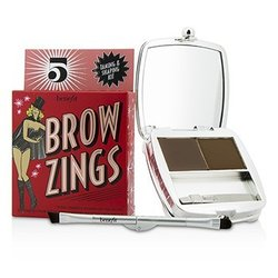 Benefit Brow Zings (Total Taming & Shaping Kit For Brows) - #5 (Deep)  4.35g/0.15oz