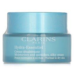 Clarins Hydra-Essentiel Moisturizes & Quenches Silky Cream - Normal to Dry Skin  50ml/1.7oz