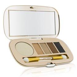 Jane Iredale Daytime Eyeshadow Kit (5x Eyeshadow, 1x Applicator)  9.6g/0.34oz