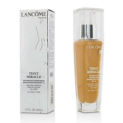 Lancome Teint Miracle Natural Skin Perfection SPF 15 - # 430 Bisque 8N (US Version)  30ml/1oz