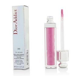 Christian Dior Dior Addict Ultra Gloss (Sensational Mirror Shine) - No. 369 Tell Me Dior  6.5ml/0.21oz