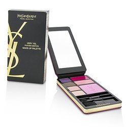 Yves Saint Laurent Very YSL Makeup Palette (Fuchsia Edition) (1x Blush, 2x Lipcolour, 4x Eyeshadow, 3x Applicator)  12g/0.43oz