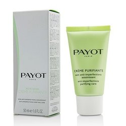 Payot Pate Grise Creme Purifiante - Cuidado Purificante Anti-Imperfecciones  50ml/1.6oz