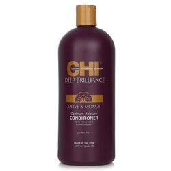 CHI Deep Brilliance Olive & Monoi Optimum Moisture Conditioner  946ml/32oz
