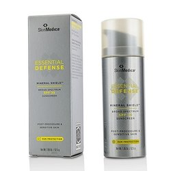Skin Medica Essential Defense Mineral Shield Sunscreen SPF 35  52.5g/1.85oz