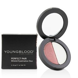 Youngblood Perfect Pair Mineral Eyeshadow Duo - # Virtue  2.16g/0.07oz