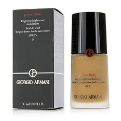 Giorgio Armani Power Fabric Longwear High Cover Foundation SPF 25 - # 9 (Tan, Rosy)  30ml/1oz