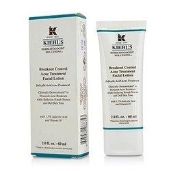 Kiehl's Dermatologist Solutions Breakout Control Acne Treatment Facial Lotion  60ml/2oz