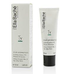 柏絲 二號鰈魚油霜 Pur'Aromatics Intex Cream No. 2  50ml/1.69oz