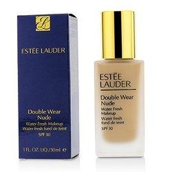 Estee Lauder Double Wear Nude Water Fresh Makeup SPF 30 - # 2C2 Pale Almond  30ml/1oz