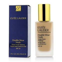 Estee Lauder مكياج Double Wear Nude Water SPF 30 - # 3C2 Pebble  30ml/1oz
