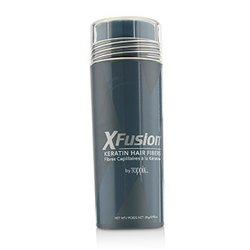 XFusion Keratin Hair Fibers - # Dark Brown  28g/0.98oz