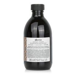 Davines Alchemic Shampoo - # Chocolate (For Natural & Coloured Hair)  280ml/9.46oz