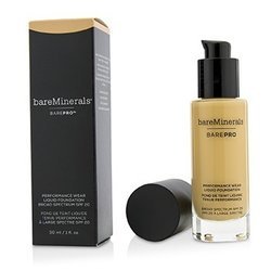 BareMinerals BarePro Performance Wear Liquid Foundation SPF20 - # 11 Natural  30ml/1oz