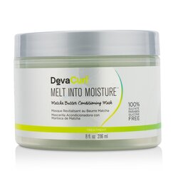 DevaCurl Melt Into Moisture (Matcha Butter Conditioning Mask)  236ml/8oz