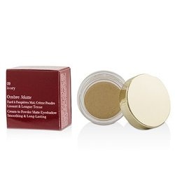 Clarins Ombre Matte Eyeshadow - #09 Ivory  7g/0.2oz