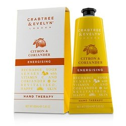 Crabtree & Evelyn Citron & Coriander Energising Hand Therapy  100ml/3.45oz