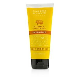 Crabtree & Evelyn Citron & Coriander Energising Body Smoother  175g/6.1oz