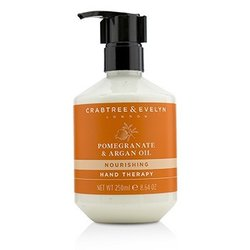 Crabtree & Evelyn Pomegranate & Argan Oil Nourishing Hand Therapy  250ml/8.64oz