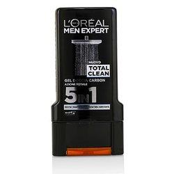 萊雅 Men Expert Shower Gel - Total Clean (For Body, Face & Hair)  300ml/10.1oz