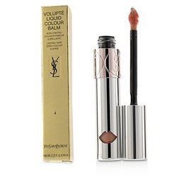 Yves Saint Laurent Volupte Liquid Colour Balm - # 4 Spy On Me Nude  6ml/0.2oz