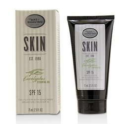 The Art Of Shaving Eucalyptus Daily Lotion SPF 15  75ml/2.5oz