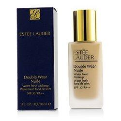 Estee Lauder Double Wear Nude Water Fresh Makeup SPF 30 - # 2W0 Warm Vanilla  30ml/1oz