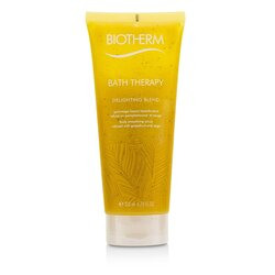 Biotherm Bath Therapy Delighting Blend Разглаживающий Скраб для Тела  200ml/6.76oz