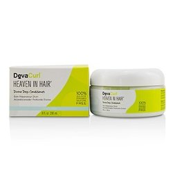 デヴァ Heaven In Hair (Divine Deep Conditioner - For All Curl Types)  236ml/8oz