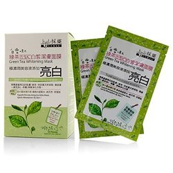 Tsaio Green Tea Whitening Mask  10x20ml