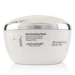 AlfaParf Semi Di Lino Diamond Illuminating Mask (Normal Hair)  200ml/6.98oz