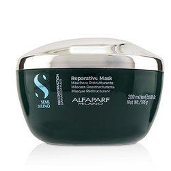 AlfaParf Semi Di Lino Reconstruction Reparative Mask (Damaged Hair)  200ml/6.88oz