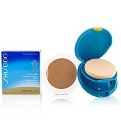 Shiseido UV Protective Compact Foundation SPF 36 (Case + Refill) - # SP50 Medium Ivory  12g/0.42oz