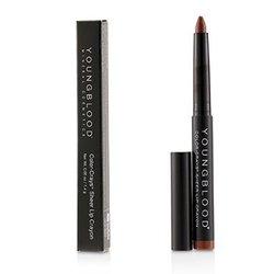 Youngblood Color Crays Matte Lip Crayon - # Redwood  1.4g/0.05oz
