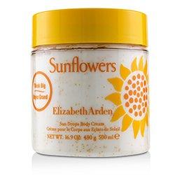 Elizabeth Arden Sunflowers Honey Drops Body Cream  500ml/16.9oz