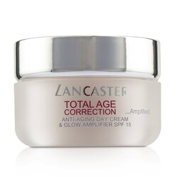 Lancaster Total Age Correction Amplified - Anti-Aging Day Cream & Glow Amplifier SPF15  50ml/1.7oz