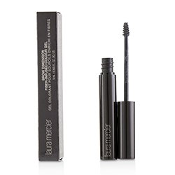 Laura Mercier Brow Dimension Fiber Infused Colour Gel - # Black  5ml/0.165oz