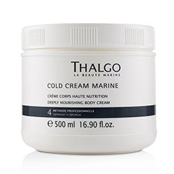 Thalgo Cold Cream Marine Deeply Nourishing Body Cream (Salon Size)  500ml/16.7oz