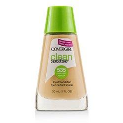 Covergirl Clean Sensitive Liquid Foundation - # 535 Medium Light  30ml/1oz