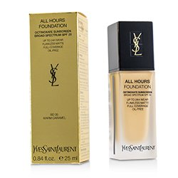 Yves Saint Laurent All Hours Foundation SPF 20 - # BD35 Warm Caramel  25ml/0.84oz