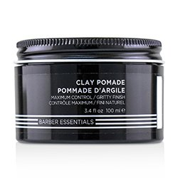Redken Brews Clay Pomade (Maximum Control / Gritty Finish)  100ml/3.4oz