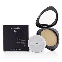 Dr. Hauschka Compact Powder - # 01 Macadamia (Exp. Date 01/2019)  8g/0.28oz